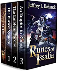 Runes of Issalia Bonus Box Set: Complete Epic Series Special Edition (Issalia Omnibus Book 1)