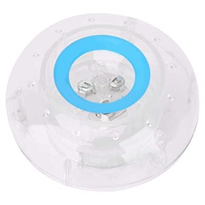 Baby Bath Toy with LED Lights Waterproof Kids Bathtub Shower Toy Children Colorful Floating Lighting Toys(Blue) : Baby