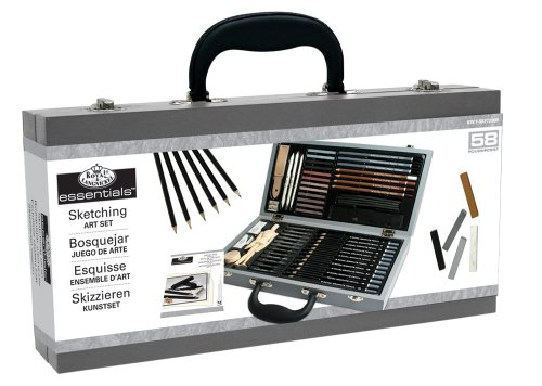 Royal & Langnickel Deluxe Sketching Artist Box - Sketch Box