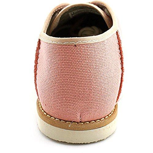 Movmt Women Desert Rose Canvas Toe Grace Flat Round Pink Flats 6UW68rz