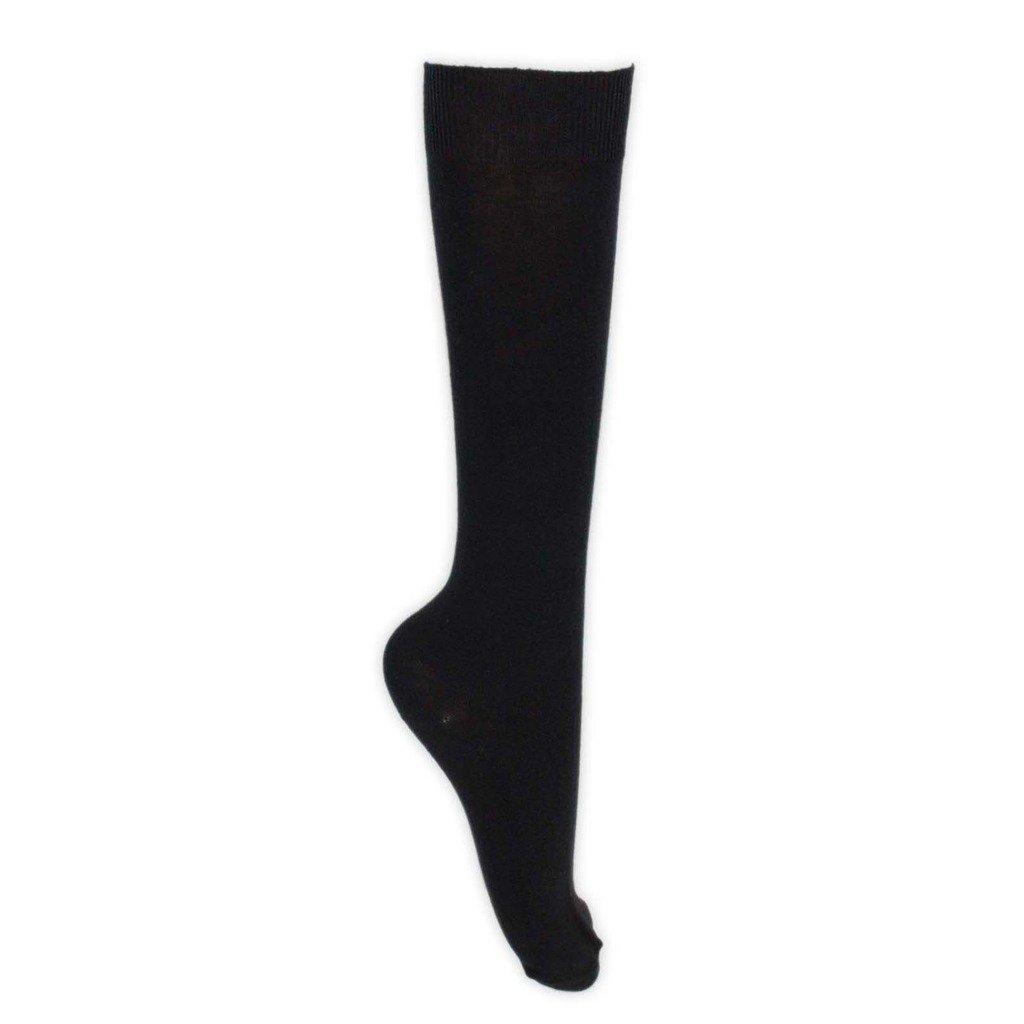 500ca5e77 Girls Plain Knee High School Uniform Socks in 8 Colours UK Sizes
