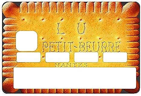 PETIT LU, Pegatina para tarjeta de crédito - Personaliza tu ...