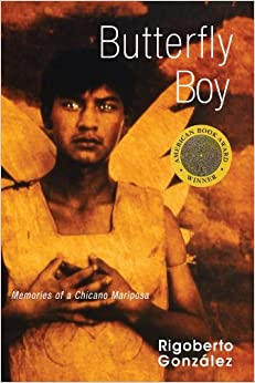 """a review of rigoberto gonzalezs novel butterfly boy This is what we experience in the book unpeopled eden by rigoberto gonzález —a work of very important book"""" of his debut, ray gonzalez butterfly boy."""