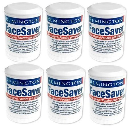 Remington SP-5 SP5 Face Saver Pre-shaver Powder Stick (6 ()