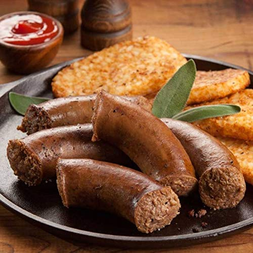 Burgers' Smokehouse Breakfast Pork Rope Sausage (Assortment, Six Pounds (2 pounds of each flavor)) (Hillshire Sausage)