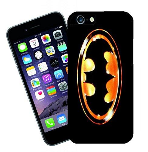 Logo di Batman 3 - questa copertura si adatta Apple modello iPhone 6s (6s non plus) - di idee regalo di Eclipse