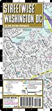 Streetwise Washington DC Map - Laminated City Center Street Map of Washington, DC