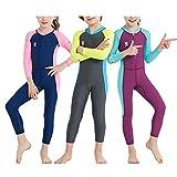 Yiding Boys Girls Wetsuit UV Protection