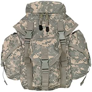 Ultimate Arms Gear ACU Terrain Army Digital Camo Camouflage Recon Butt Pack Buttpack