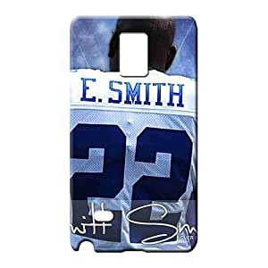 samsung note 4 High Scratch-proof series mobile phone carrying cases dallas cowboys nfl football