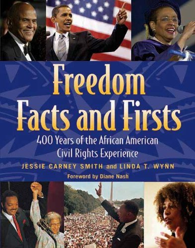 Books : Freedom Facts and Firsts by Jessie Carney Smith (2013-04-05)