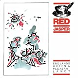 Red Jasper - Englands Green & Pleasant Land ? - Vixen Records - vix101