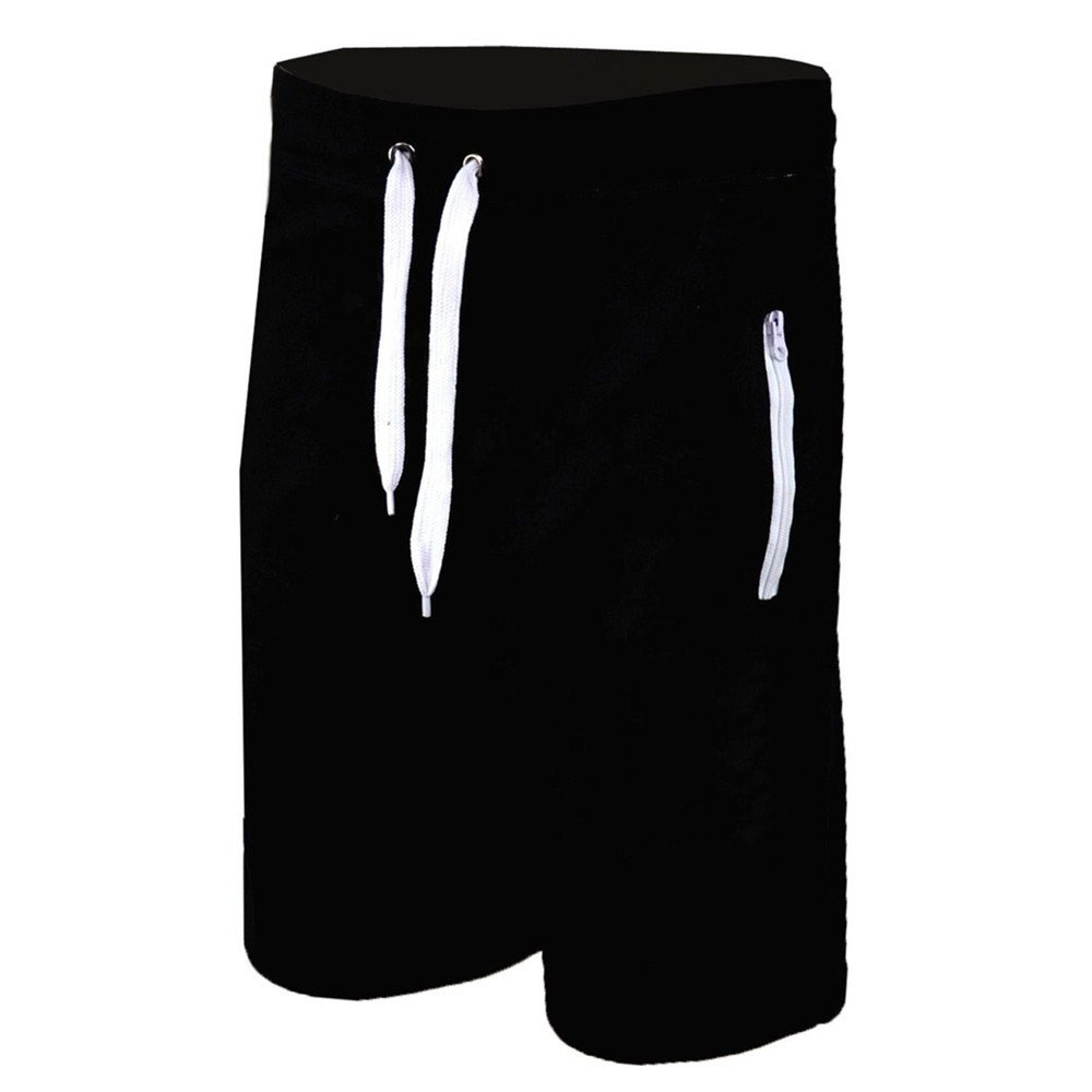 DeHolifer Shorts Herren Sommer Einfarbig Rei/ßverschlusstasche Atmungsaktiv Ultrad/ünn Fitness Shorts Mode Slim Fit Tunnelzug 1//2 Hose Vintage Pants Schnelltrocknend Strand Kurz Shorts M-3XL