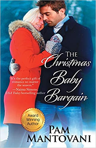 Amazon Fr The Christmas Baby Bargain Pam Mantovani Livres