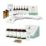 Blessed Herbs The Internal Cleansing Kit with Colon Cleansing Kit, Ginger