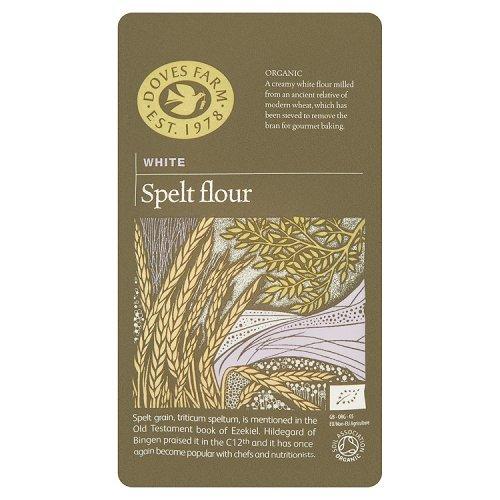 Price comparison product image Doves Farm - Organic White Spelt Flour - 1Kg