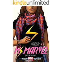 Ms. Marvel Vol. 1: No Normal (Ms. Marvel Series)