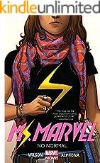 Ms. Marvel Vol. 1: No Normal (Ms. Marvel Series)