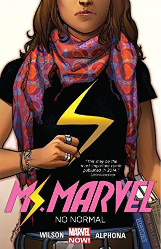Ms. Marvel Vol. 1: No Normal (Ms. Marvel Series) by [Wilson, G.]