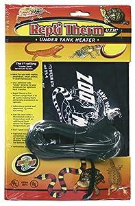 Amazon Com Zoo Med Reptitherm Under Tank Heater 30 40