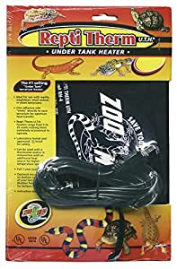 Amazon Com Zoo Med Reptitherm Under Tank Heater 30 40