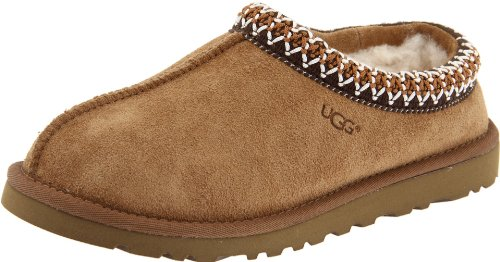 Ugg Belle Slippers - UGG Women's Tasman Slipper, Chestnut, 8