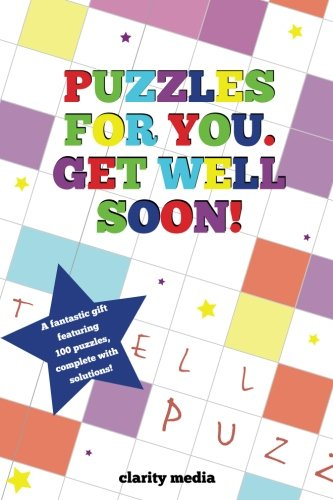 Puzzles for you. Get Well Soon!