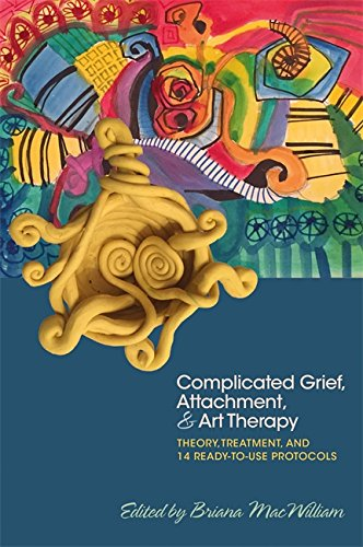(Complicated Grief, Attachment, and Art Therapy: Theory, Treatment, and 14 Ready-to-Use)