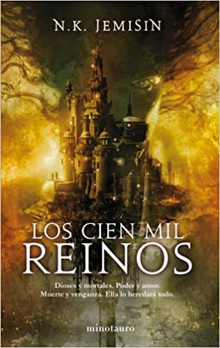 Los cien mil reinos (Fantasía): Amazon.es: N. K. Jemisin, Manuel Mata: Libros
