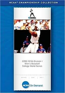 1995 NCAA(r) Division I Men's Baseball College World Series Highlight Video
