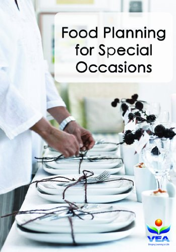 Food Planning for Special Occasions DVD