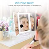 [Upgraded] SUPRENT Makeup Mirror with 36 LED