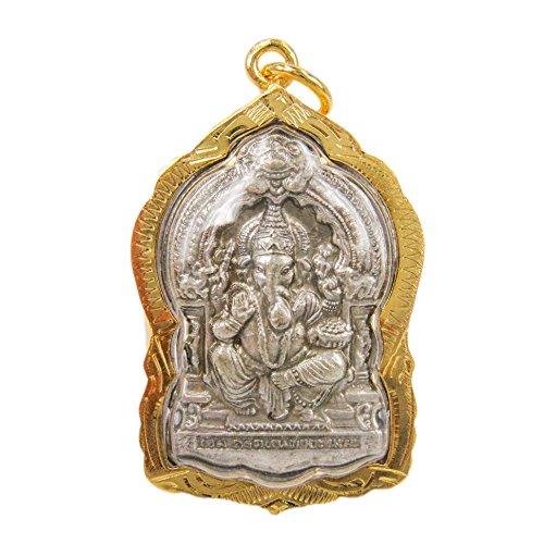 ganesha-hindu-god-brahma-gold-plating-pendant-talisman-hindu-thai-buddha-holy-amulet-gbh03