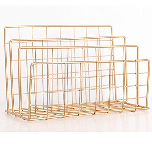 Ann Lee Design Metal Wire Letter Holder by Ann Lee Design