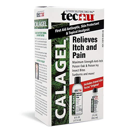 Calagel Anti-Itch Gel Size 6z Calagel Anti-Itch Gel 6z
