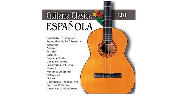 Guitarra Clasica Española Vol 1 de Antonio De Lucena en Amazon ...