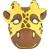 Child's Foam Giraffe Mask