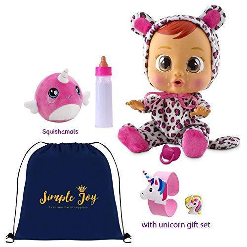 Cry Babies Lea Baby Doll