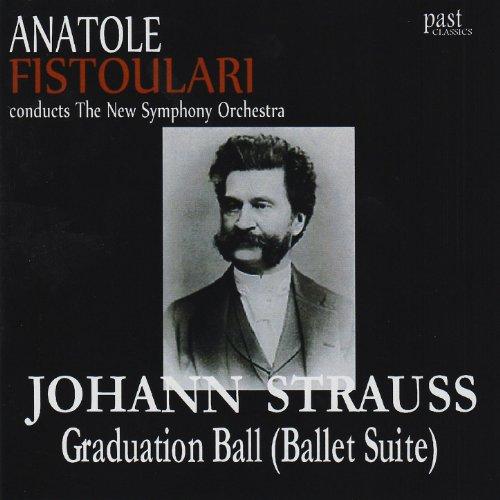 Strauss II: Graduation Ball (Ballet