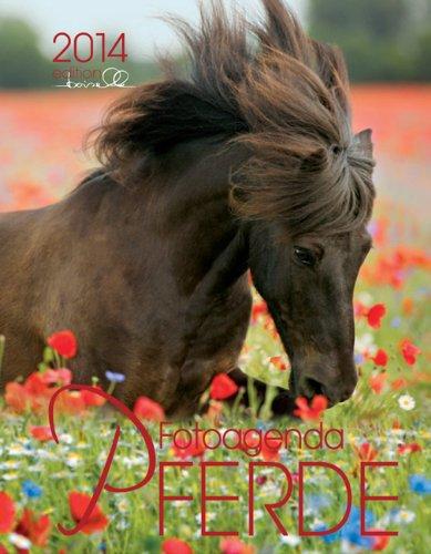 Agenda Pferde 2014: Terminplaner Pferd (A5 Format ...
