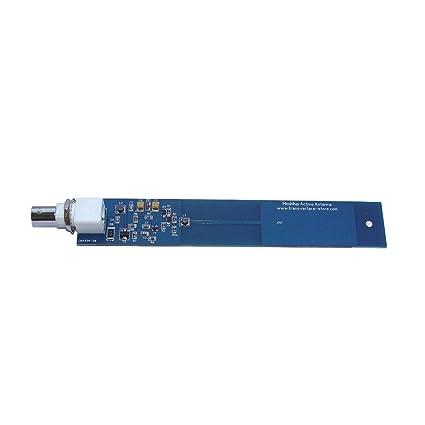 Amazon com: SODIAL Miniwhip Active Antenna HF LF Vlf Mini