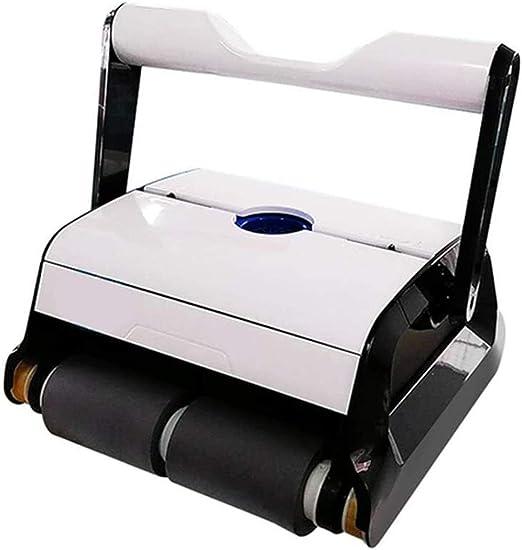WSJTT Robot limpiafondos automático Limpiafondos portátil, Ligero y fácil de Limpiar. Ideal para Piscinas elevadas: Amazon.es: Hogar