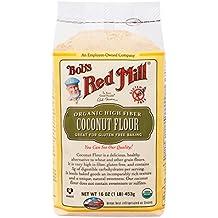 Bob's Red Mill Organic Coconut Flour, 16 oz