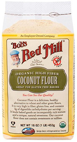 Bob's Red Mill Organic Coconut Flour, 16 - Red Coconut