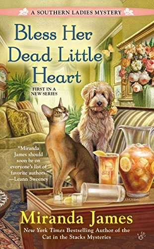 Bless Her Dead Little Heart (A Southern Ladies Mystery Book 1) cover