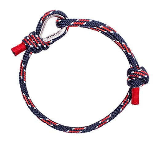 WIND PASSION Nautical cord bracelet Sailing