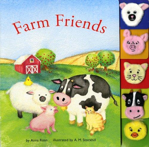 Farm Friends Novelty Board Book PDF