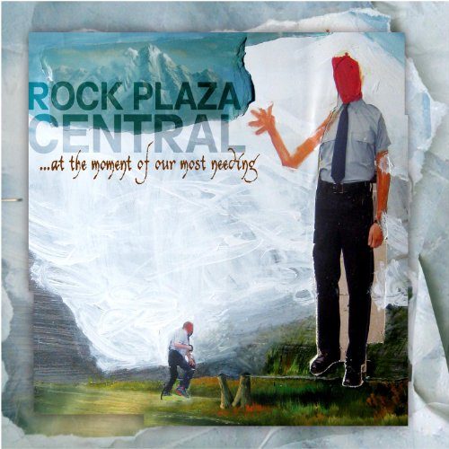 …At The Moment Of Our Most Needing Or If Only They Could Turn Around, They Would Know They Weren't - Plaza Rock