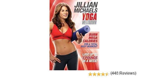 Jillian Michael - Yoga Meltdown [DVD]: Amazon.es: Cine y Series TV