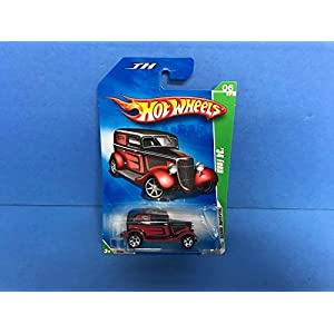 '34 FORD Hot Wheels 2009 TREASURE HUNT 06 of 12